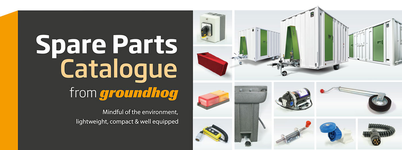 Spare Parts Catalogue Groundhog Uk Ltd
