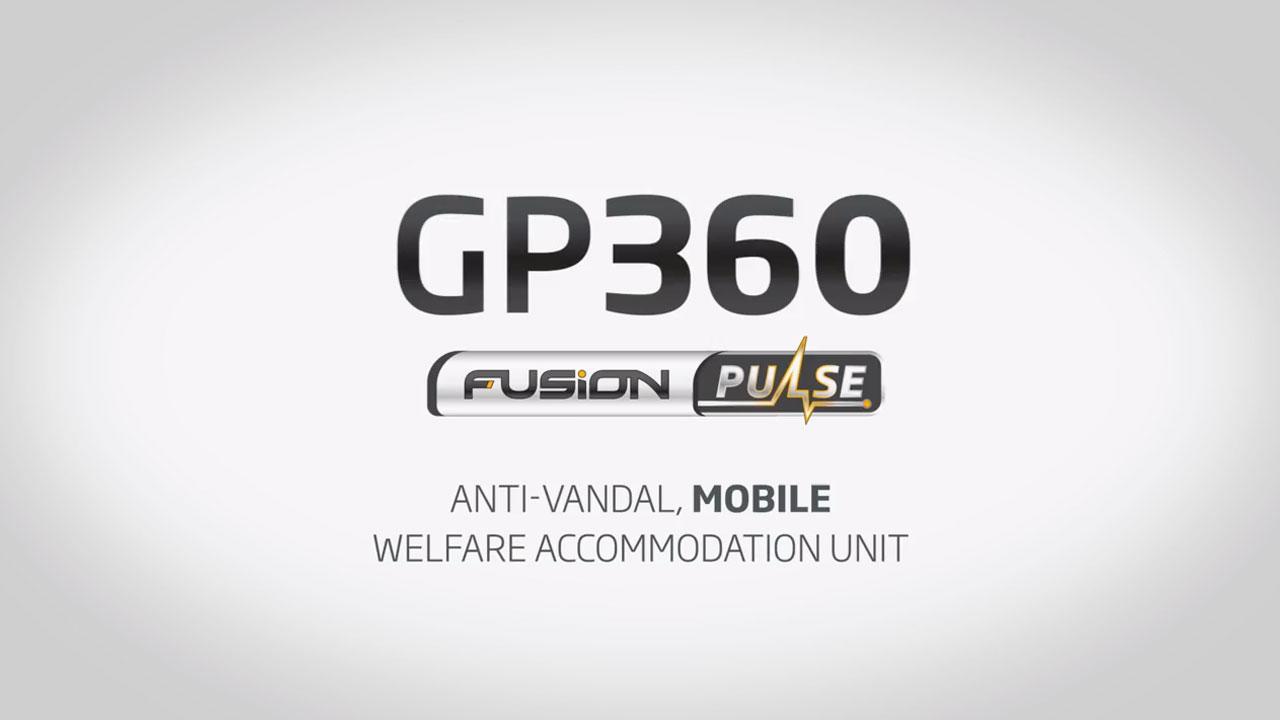 GP360 Fusion - Mobile Welfare Units | Groundhog UK Ltd