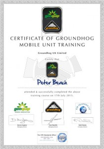 CPD-Certificate